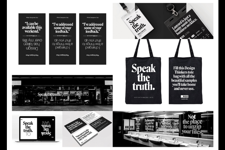 Speak The Truth - DesignThinkers - DesignThinkers