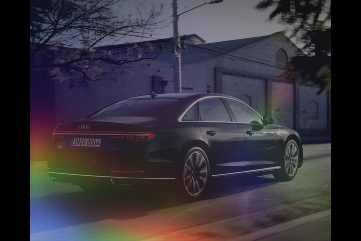 Audio Studio – The radio experiment - Audi A8 - Audi
