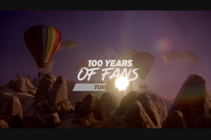 WRC - 100 YEARS OF FANS - Soldats Films - Citroën