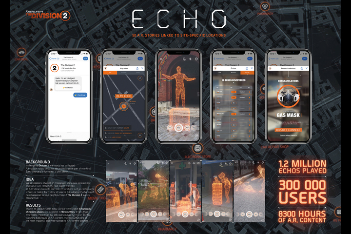 ECHOS - The Division 2 - Echos - UBISOFT