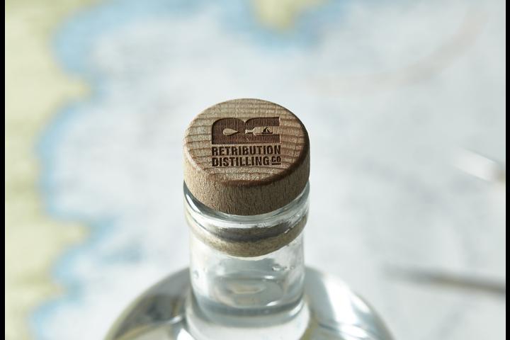 Lost at sea - Rum - Retribution Distillery