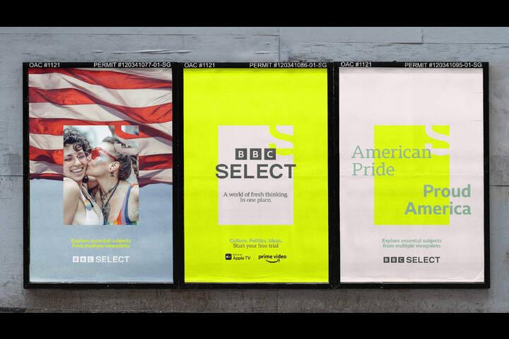 BBC Select - Campaign - BBC Select