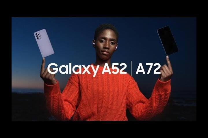 Galaxy A52 | A72: Official Introduction Film | Samsung - RadicalMedia - Samsung