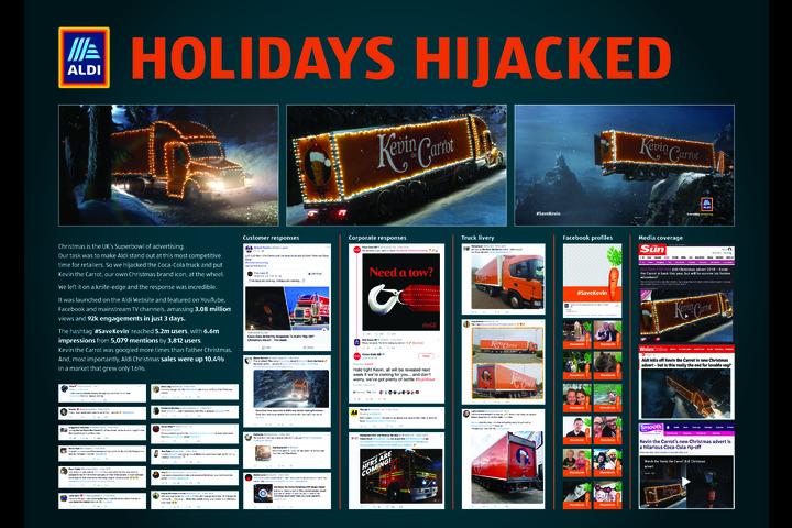 Holidays Hijacked - Aldi - Aldi