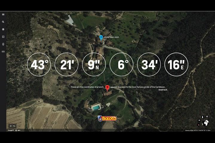 LUCKATIONS - Lotto - Baloto