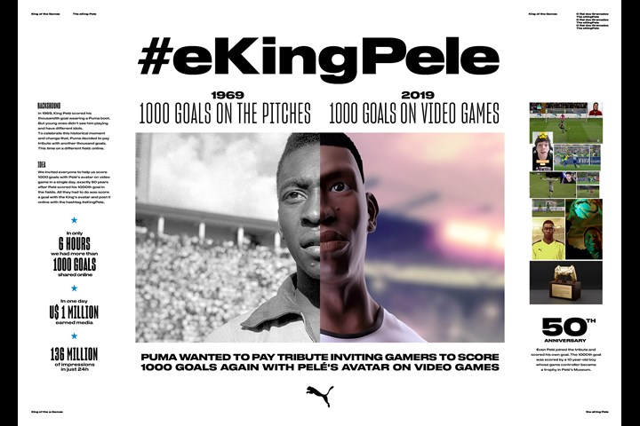 #eKingPelé - #eKingPelé - PUMA Br