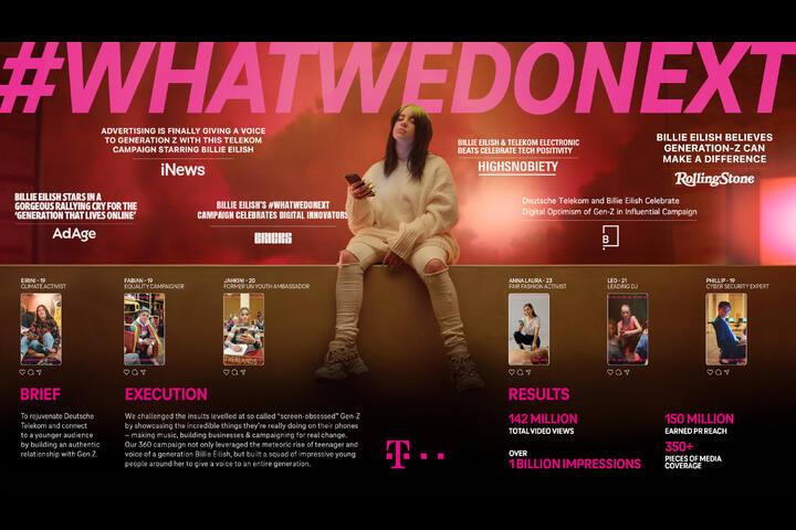 What We Do Next - Telecommunications - Deutsche Telekom