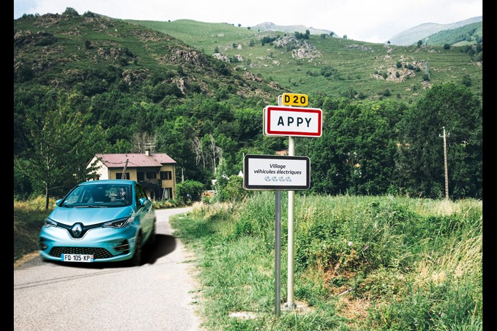 Village Electrique - zoe electric - Renault