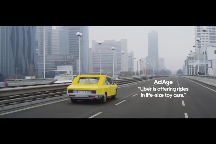 Uber Toys - transportation network company - Uber