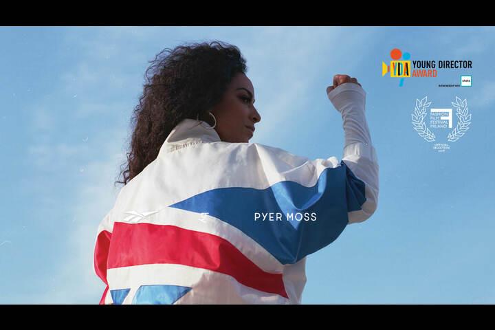 American, Also. - Cadence Films - Pyer Moss + Reebok