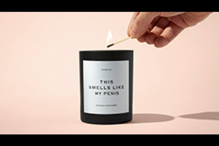 Smells Like Inequality - Candle - Canadian Women's Foundation