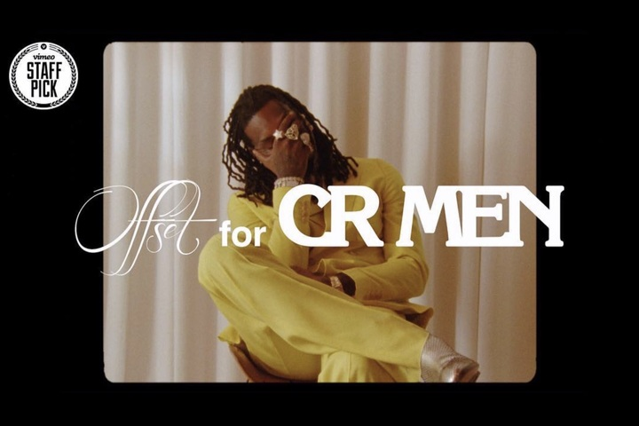 How to stay cool, starring Offset - rubberband. - CRMENs