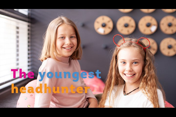 The Youngest Headhunter in the World - The Foundation K.I.D.S. - The Foundation K.I.D.S.