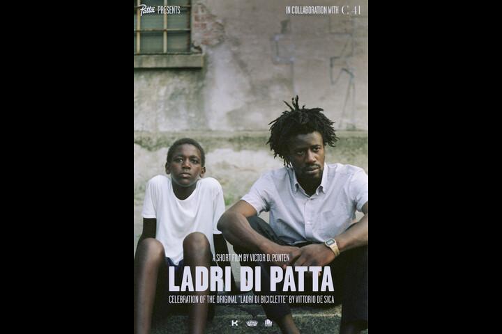 LADRI DI PATTA - C41 - Patta