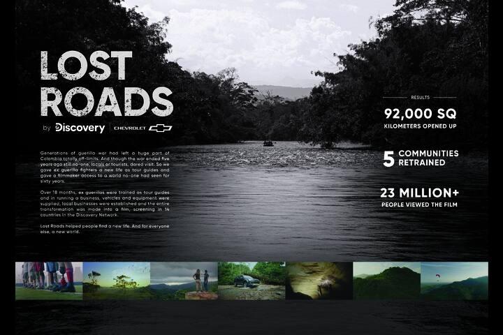 Lost Roads - SUV's - Chevrolet
