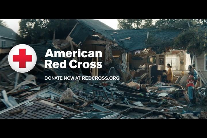 Broken Piano - American Red Cross - American Red Cross