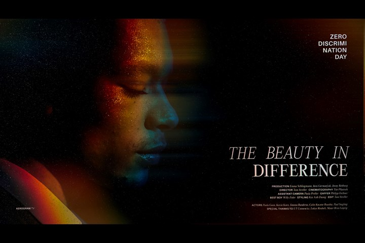 The Beauty In Difference - Privately produced -