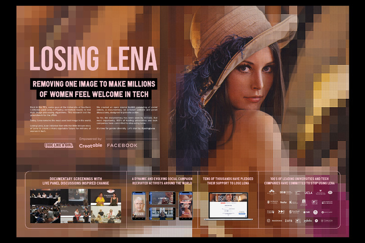 Losing Lena - Education - Code Like a Girl / Creatable