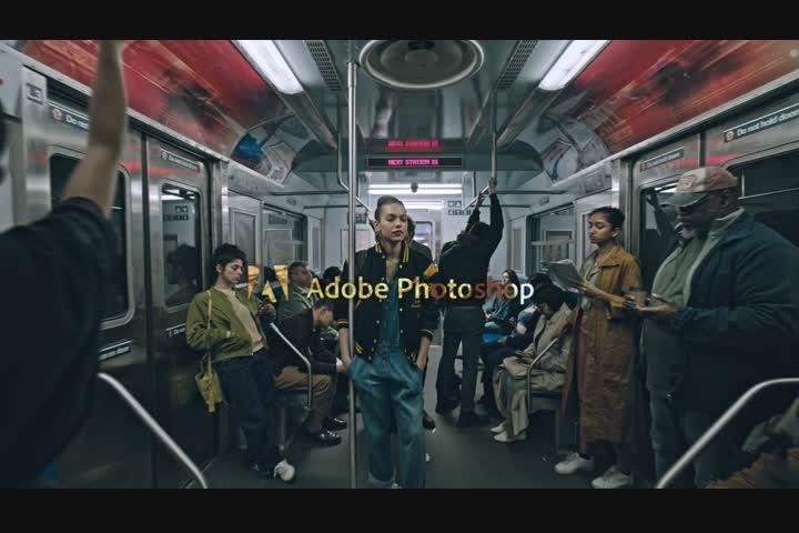 Fantastic Voyage - Adobe Photoshop - Adobe