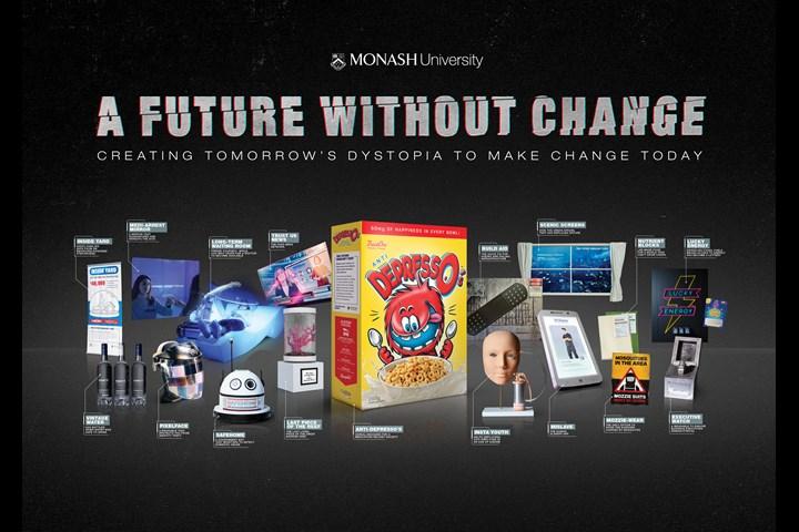 A Future Without Change - University - Monash University