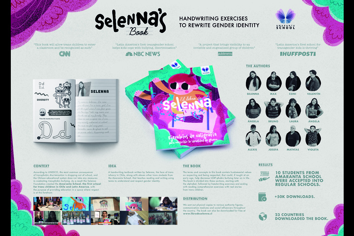 Selenna's Book - - Amaranta School