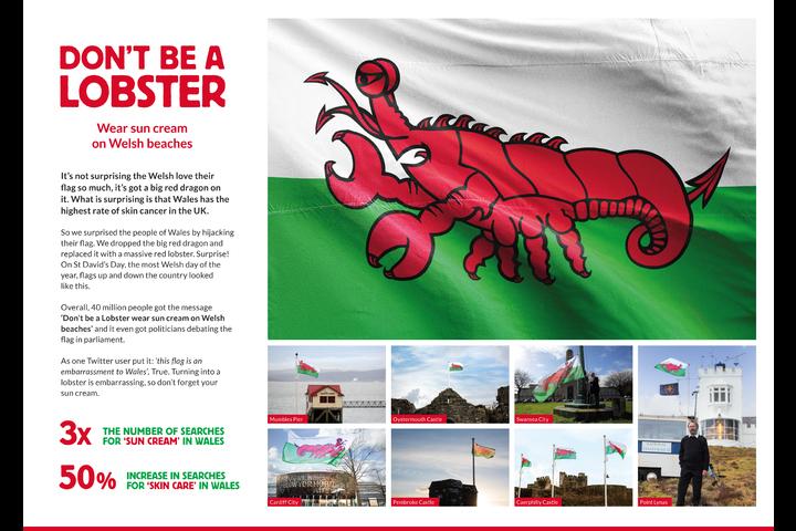 Don't Be a Lobster - Skin Care Cymru - Skin Care Cymru
