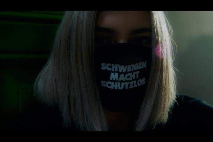 Schweigen macht schutzlos - HEY NA! - Weisser Ring