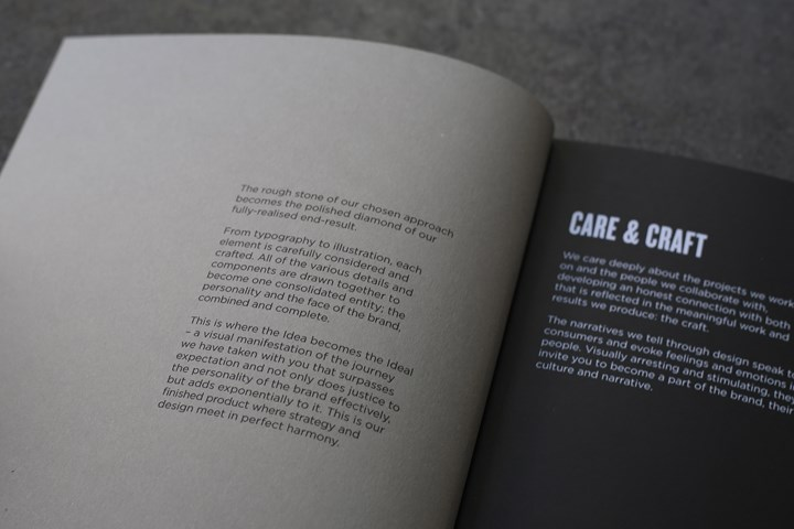 All Ideas Start With A Pencil - Book about how we work and the power of the humble idea - Pencil Studio