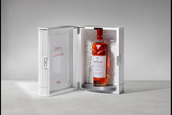 Distil Your World London Collectors Pack - Distil Your World London Collectors Pack - The Macallan