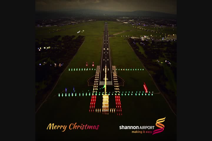 Shannon Christmas 2020 - Christmas Campaign - Shannon Airport