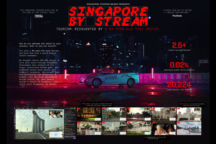 Singapore By Stream - Singapore Tourism Board - Singapore Tourism Board