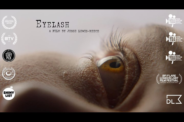 Eyelash - You Are Here -
