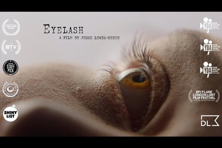 Eyelash - You Are Here -
