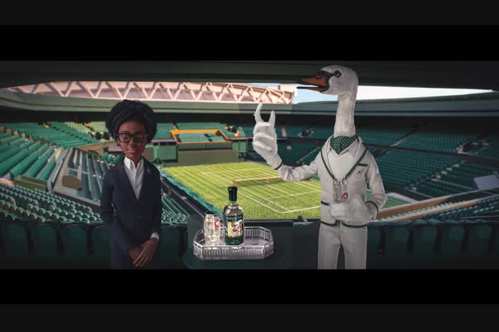 The Official Tennis of Slipsmith Gin - Slipsmith Gin - Slipsmith Wimbledon