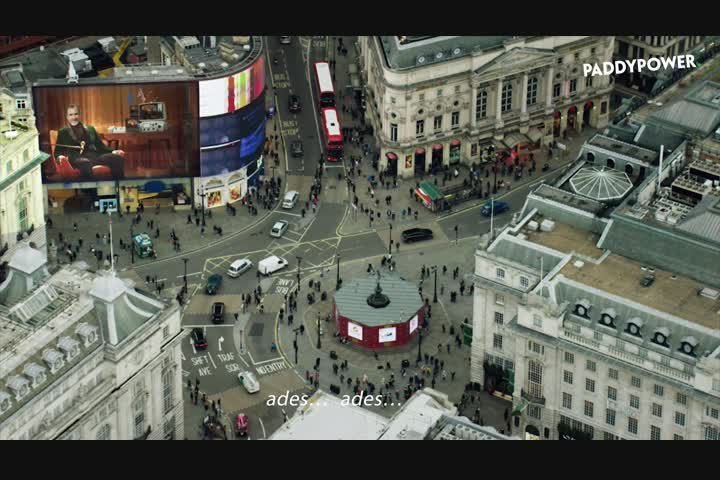 The Brexit Bunker - RadicalMedia - Paddy Power