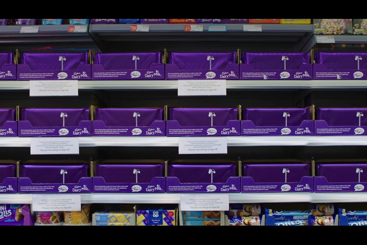 Donate Your Words - Cadbury Dairy Milk - Cadbury