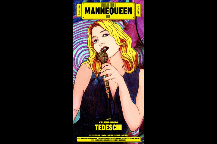 The life and times of Mannequeen town - nss factory - Aspesi
