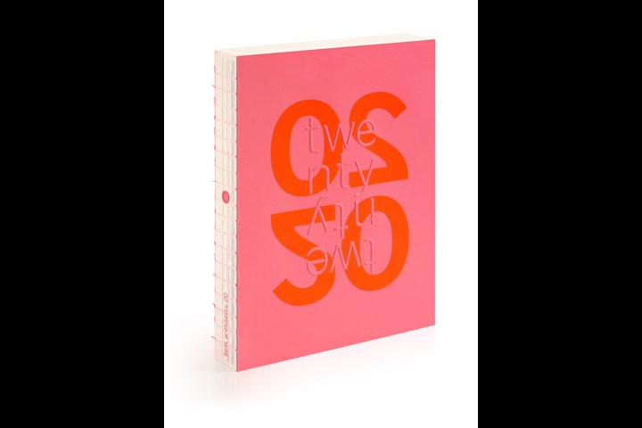 twenty twenty – best architects 20 award - book / architecture award documentation - best architects award