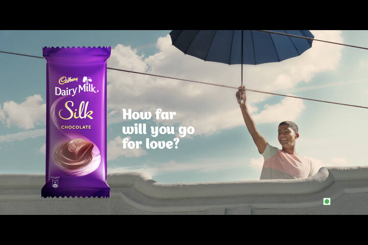 Umbrella - Mondelez India - Cadbury Silk