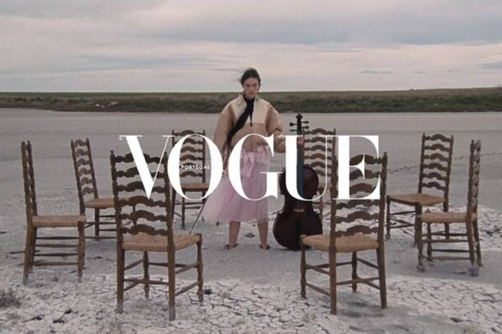 Stage Fright - Sauvage.TV - Vogue Portugal
