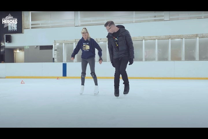 Families Reunited - Skater Mum - Heroes - Cadbury
