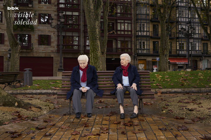 The last older person to die in loneliness - Social activity - NGO - BBK Foundation