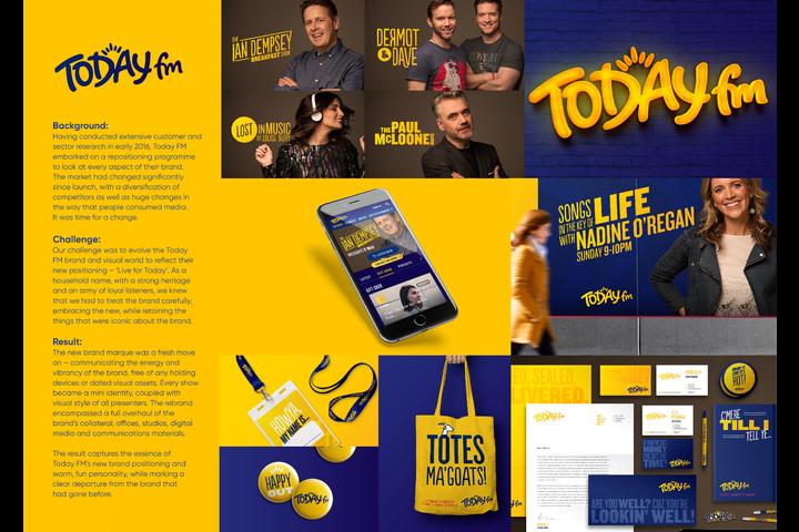 Today FM Brand Refresh - Today FM - Today FM