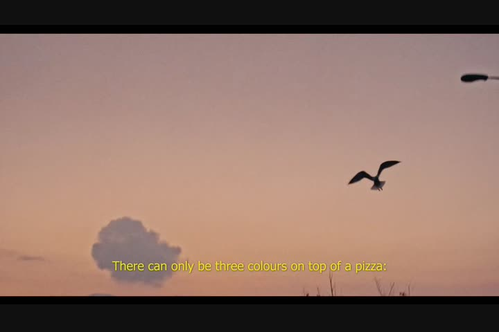 It's Not Pizza - Film Graphics - Eight