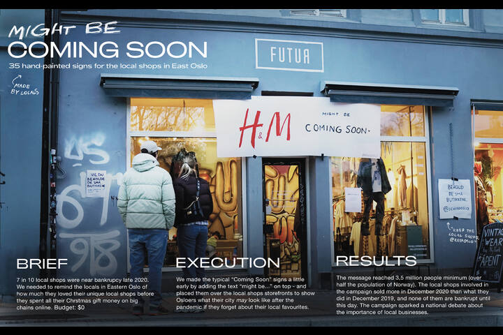 Might Be Coming Soon - Retail & Service - The Local Shops of Thorvald Meyer Street
