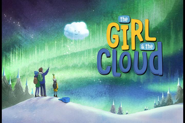 The Girl and the Cloud - Three Mobile - Barnardos