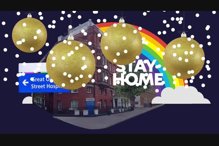 #Whamageddon - Children's Hospital - Great Ormond Street Hospital Charity