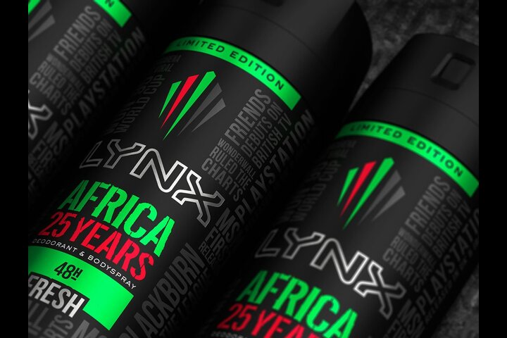 Wingmen: A Roll Call of Icons - Lynx Africa - Lynx