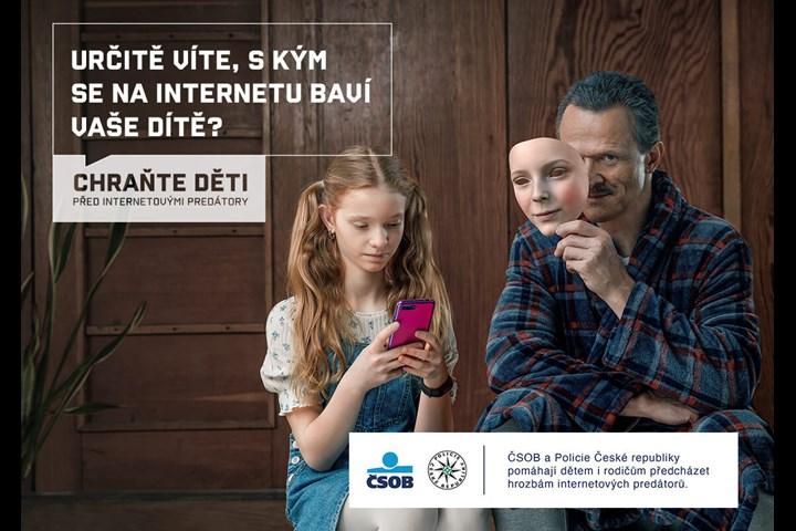 Online predators can threaten your child too - ČSOB Financial Education - ČSOB CZ