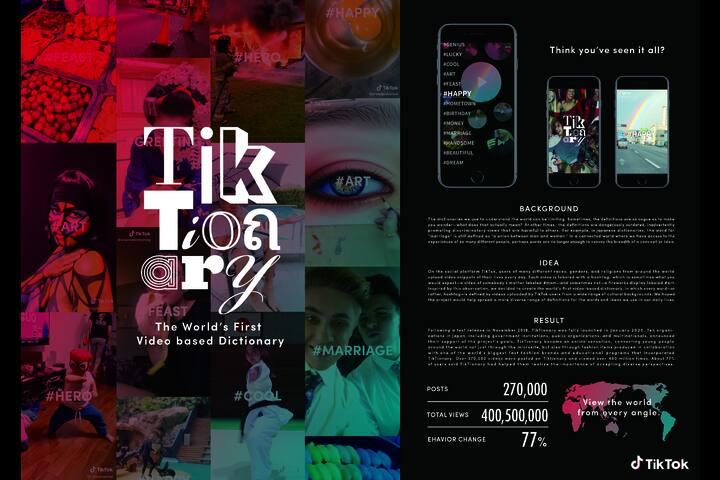 TikTionary - TikTok - ByteDance KK